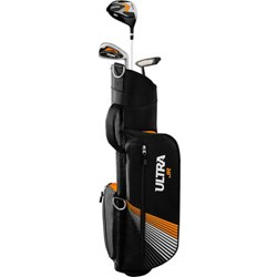 Juniors' Ultra BLK 18 SX Golf Club Set