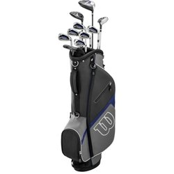 Ultra BLK 18 Golf Club Set