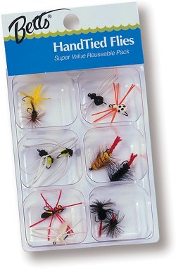 Betts 12-Piece Fly Fishing Kit