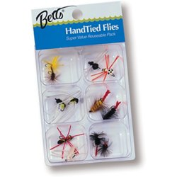 12-Piece Fly Fishing Kit