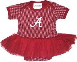 Two Feet Ahead Infants Girls' University of Alabama Tutu Onesie