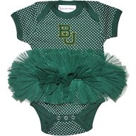 Two Feet Ahead Infants Girls' Baylor University Tutu Creeper