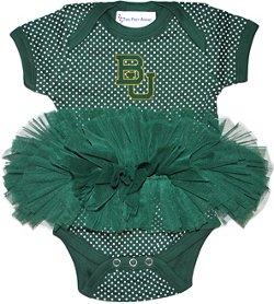 Two Feet Ahead Infants Girls' Baylor University Tutu Creeper