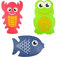 Poolmaster Character Kick Boards 3-Pack
