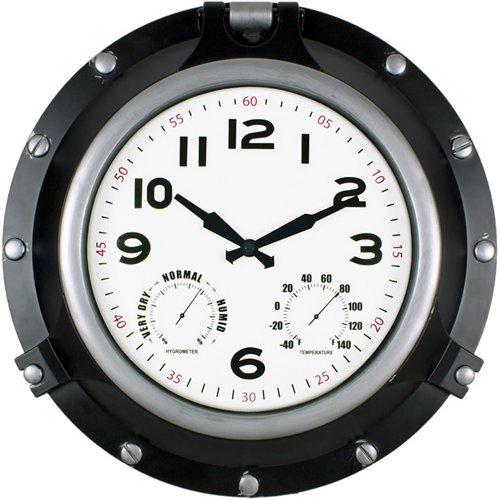 Poolmaster 18 in Porthole Clock