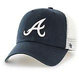 02429ded393 Atlanta Braves Blue Hill Closer Cap