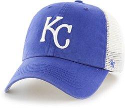 '47 Kansas City Royals Blue Hill Flex Fit Closer Cap