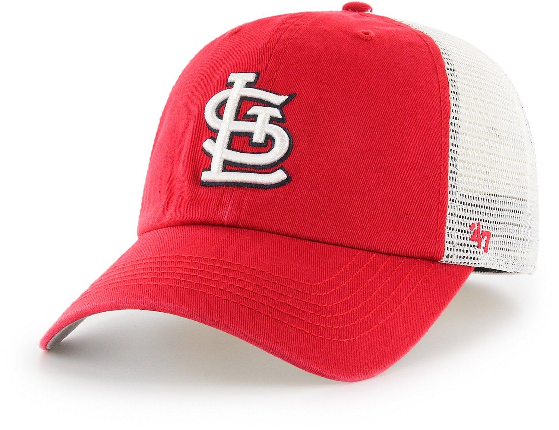 47 St. Louis Cardinals Blue Hill Closer Cap  e63dbf39de9