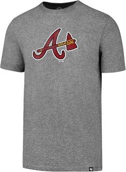 '47 Men's Atlanta Braves Club Short Sleeve T-Shirt