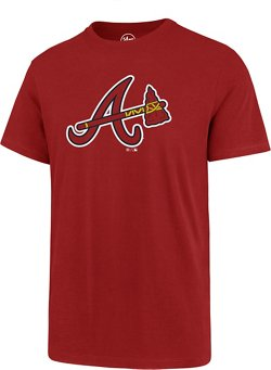 '47 Men's Atlanta Braves Super Rival Short Sleeve T-Shirt