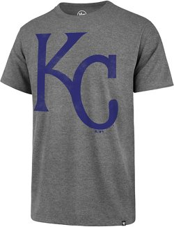 '47 Men's Kansas City  Royals Distressed Imprint Club Short Sleeve T-Shirt