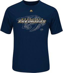 Majestic Men's Nashville Predators Home Ice T-shirt