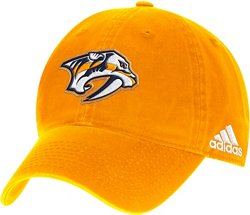 adidas Men's Nashville Predators Adjustable Slouch Cap