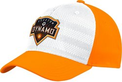 adidas Men's Houston Dynamo Authentic Structured Flex Cap