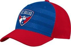 adidas Men's FC Dallas Authentic Structured Flex Cap