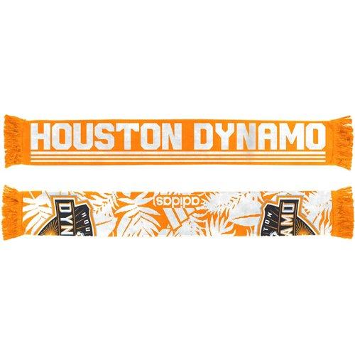 adidas Men's Houston Dynamo Sublimated Scarf