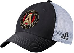 adidas Men's Atlanta United FC Structured Flex Mesh Back Cap