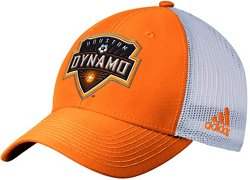 adidas Men's Houston Dynamo Structured Flex Mesh Back Cap