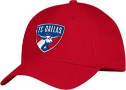 adidas Men's FC Dallas Structured Adjustable Cap