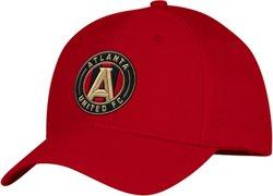 adidas Men's Atlanta United FC Structured Adjustable Cap