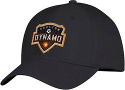 adidas Men's Houston Dynamo Structured Adjustable Cap