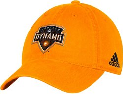 adidas Men's Houston Dynamo Adjustable Slouch Cap