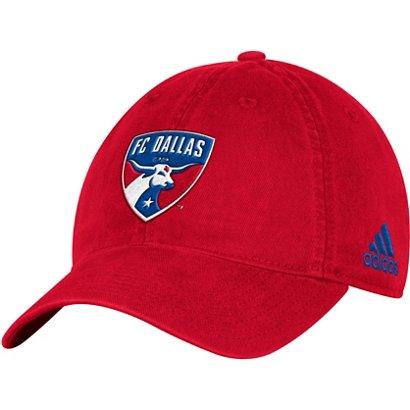 c13cd5567c8 ... adidas Men s FC Dallas Adjustable Slouch Cap. FC Dallas Headwear.  Hover Click to enlarge