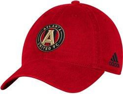 adidas Men's Atlanta United FC Adjustable Slouch Cap
