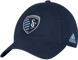 adidas Men's Sporting Kansas City Adjustable Slouch Cap