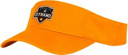 adidas Men's Houston Dynamo Adjustable Visor