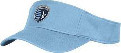 adidas Men's Sporting Kansas City Adjustable Visor