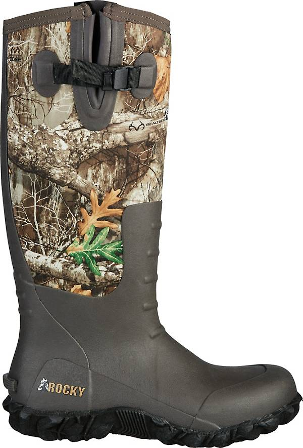 "Rocky Men's Core 16 "" Waterproof Rubber Hunting Boots"