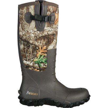 Rocky Men s Core 16 in Waterproof Rubber Boots  d7cdc2ebf36e