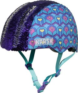 Krash Kids' Feather Flip Bicycle Helmet