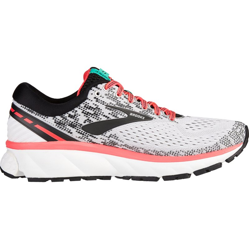 5c9c597322b Brooks Women s Ghost 11 Running Shoes White Black - Women s Running at  Academy Sports