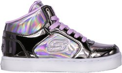 SKECHERS Girls' S Lights Energy Lights Casual Shoes
