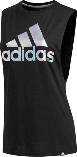 adidas Women's Iridescent Tank Top