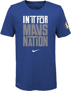 Nike Boys' Dallas Mavericks In It Verbiage T-shirt