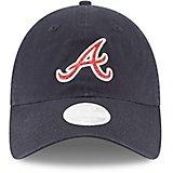 super popular c2f03 306e8 Women s Atlanta Braves Glisten Adjustable 9TWENTY Cap Quick View. New Era