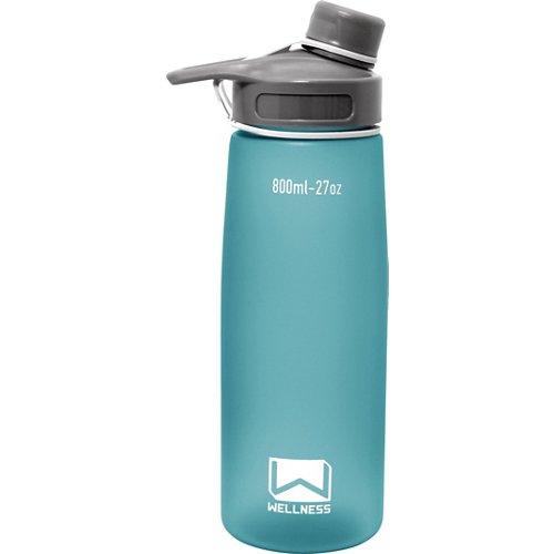 Wellness 27 oz Sports Water Bottle