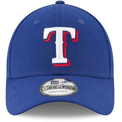 ... New Era Men s Texas Rangers The League 9FORTY Adjustable Cap. Rangers  Hats. Hover Click to enlarge 7ff86b99451
