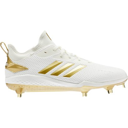 finest selection e9751 49337 ... adidas Mens Adizero Afterburner V Cleats. Mens Baseball Cleats.  HoverClick to enlarge