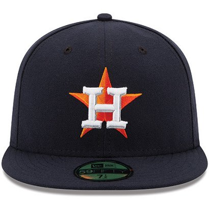New Era Men s Houston Astros Authentic Collection Home 59FIFTY ... b9ea051c066