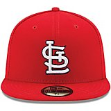 official photos 9c732 4272f Men s St. Louis Cardinals Authentic Collection Home 59FIFTY Fitted Cap  Quick View. New Era