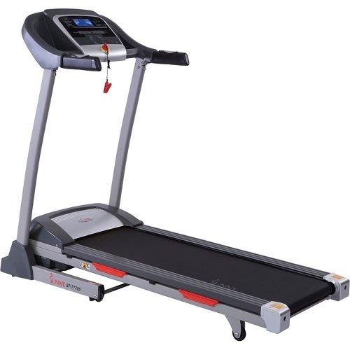 Sunny Health & Fitness SF-T7705 Treadmill with Auto Incline