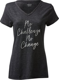 BCG Women's Graphic V-neck T-shirt