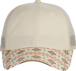 Women's Tribal Print Cap