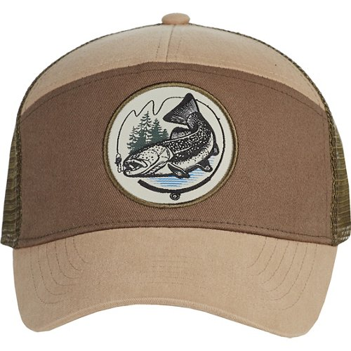 Magellan Outdoors Men's Bass Fishing Trucker Hat