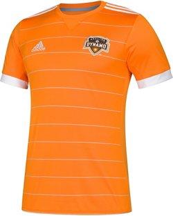 adidas Men's Houston Dynamo MLS Replica Jersey