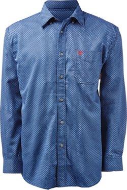 Ariat Men's FR Burleigh Work Shirt
